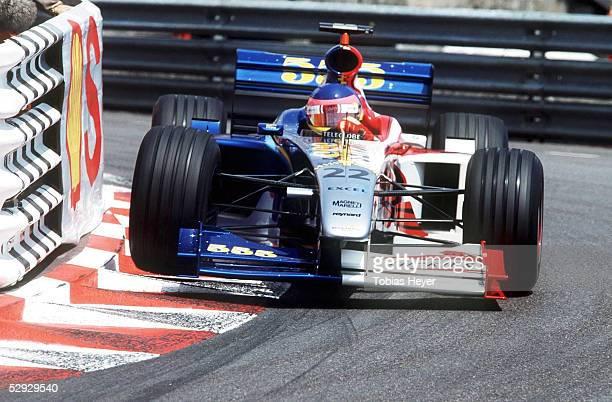 GP von MONACO 1999 Monte Carlo Jacques VILLENEUVE/BAR