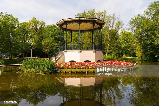 Vondel Park, Amsterdam.