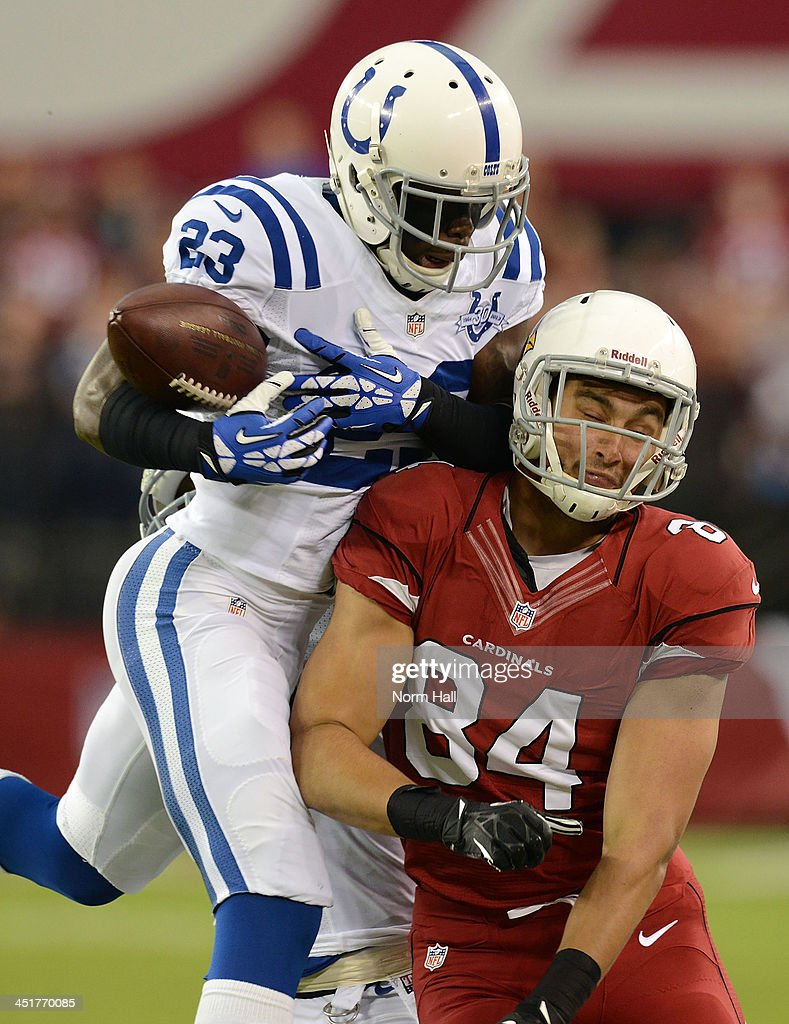 Indianapolis Colts v Arizona Cardinals s and