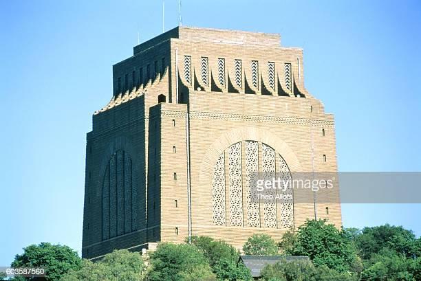Voortrekker monument in Pretoria (Republic South Africa)