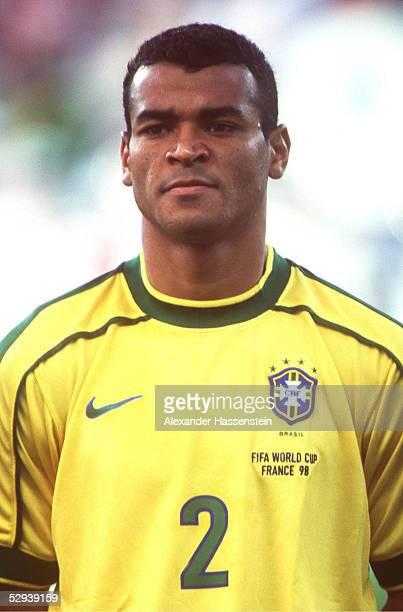 FRANCE 1998 Vorrunde Marseille BRASILIEN NORWEGEN 12 CAFU/BRA
