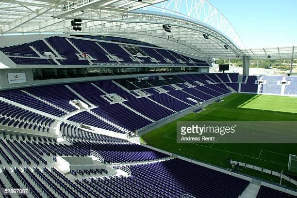 Vorschau auf die EM 2004 in Portugal Porto Sportstaette/Stadion'Dragao '