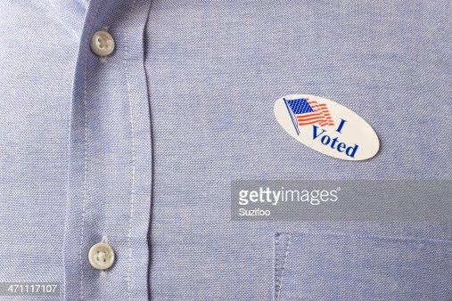 I voted (XL)