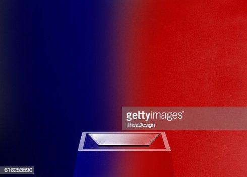 Concepto de votación : Foto de stock