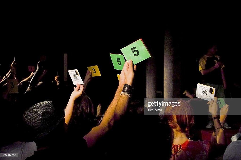 Voting : Stock Photo