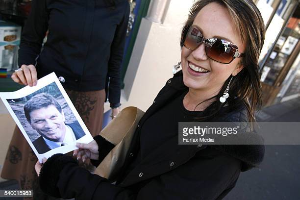 Vox pop by Alex Roginski testing Melburnians' ability to recognise Liberal Ted Baillieu Shows Deidre Colvin 21 July 2006 THE SUNDAY AGE Picture by...