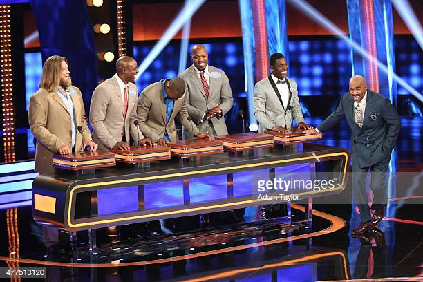Nfc vs afc celebrity family feud