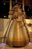 Vulcain 1 Engine of Ariane 5