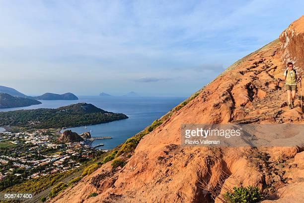 Vulcano, Footpath - Aeolian Islands, Sicily