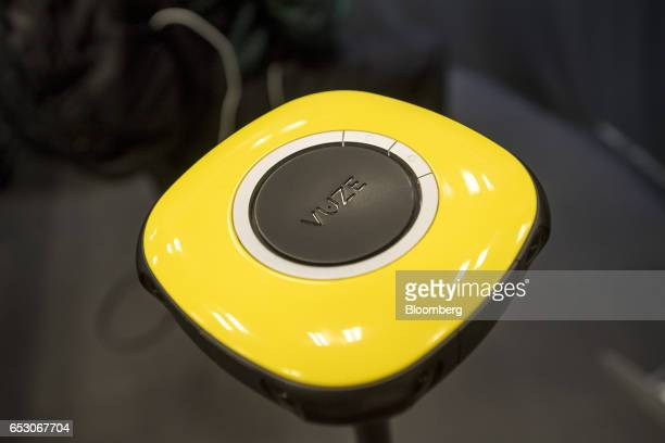 A Vuze 360 degree camera is displayed at the 2017 South By Southwest Interactive Festival at the Austin Convention Center in Austin Texas US on...