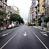 Vázquez Varela Street, Vigo
