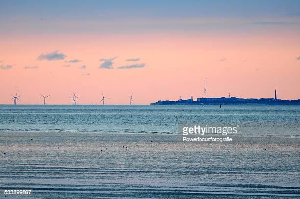 Wadden Sea scenery