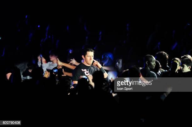 Wade Barrett Wrestlemania Revenge Tour Halle Tony GarnierLyon