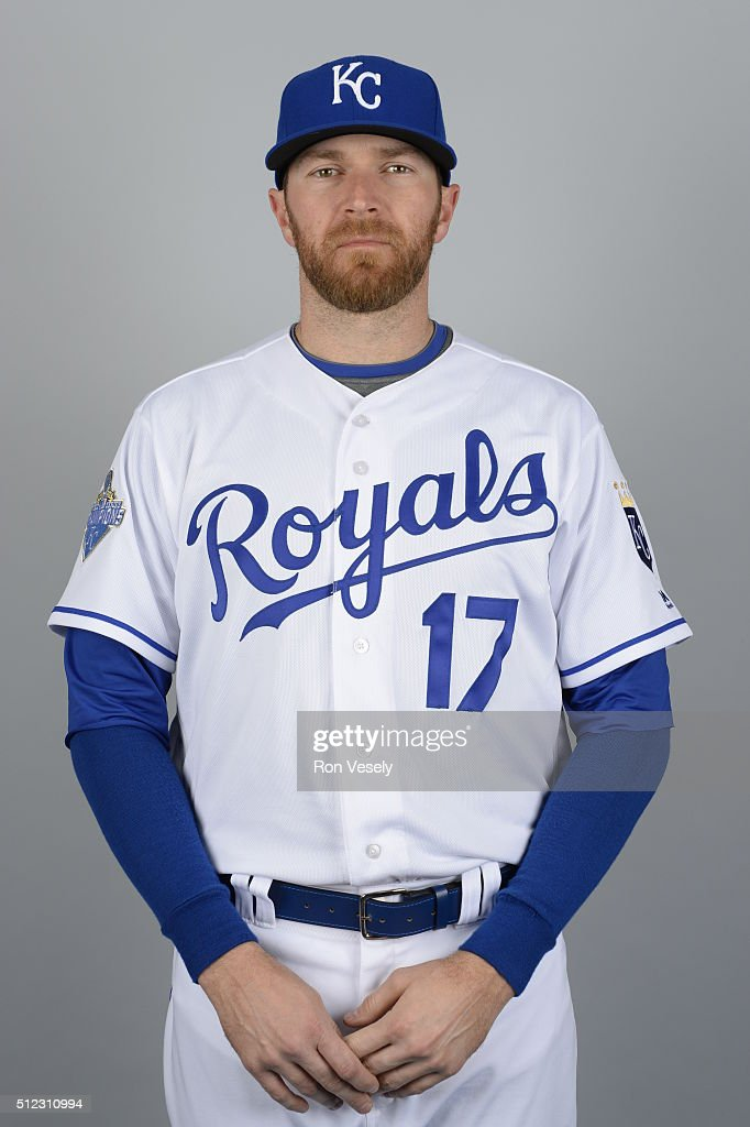 Wade Davis #17 of the Kansas City Royals poses during Photo Day on Thursday, February 25, 2016 at Surprise Stadium in Surprise, Arizona.