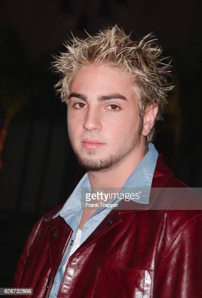 Wade J Robson arrives at the premiere of 'Ali'
