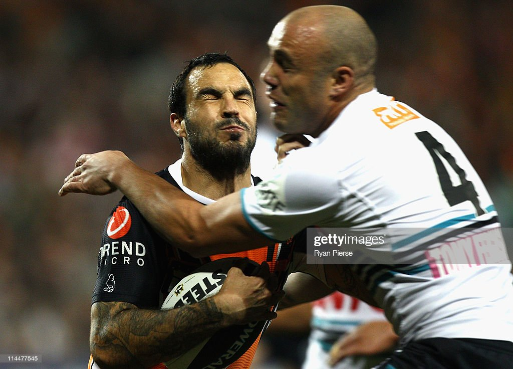 NRL Rd 11 - Wests Tigers v Panthers
