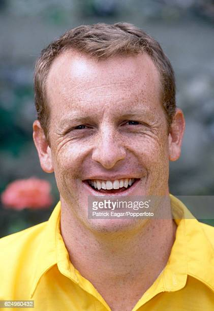 Wade Seccombe of Australia during the 2001 tour of England at Lord's Cricket Ground London circa June 2001