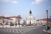 18th century lesser basilica is where