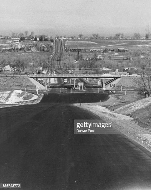 Wads worth Blvd Extended S Wads worth Blvd has been extended from W Hampden Ave the bridge across center of the photo south to Colorado 75 This view...