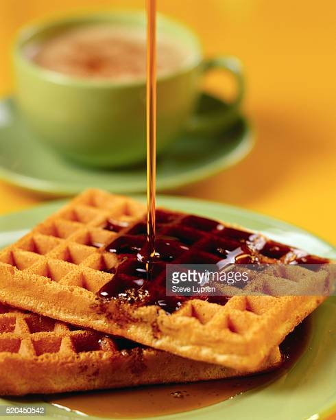Waffles and Espresso