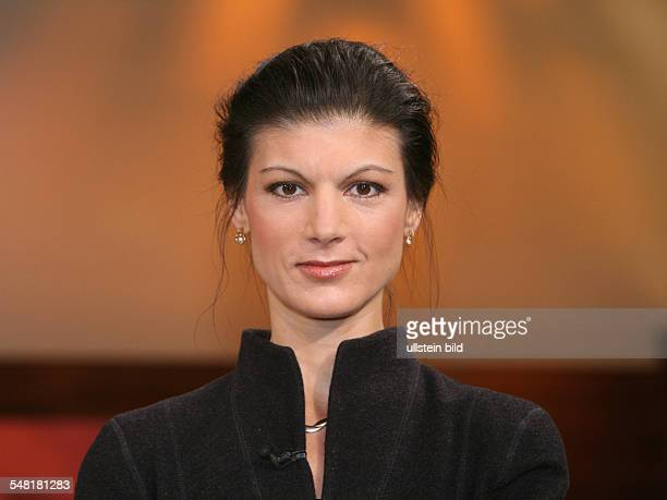 Wagenknecht Sahra Politician Left Party Germany
