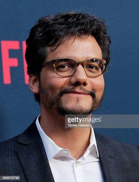 Wagner Moura attends the premiere of Netflix's 'Narcos' season 2 at ArcLight Cinemas on August 24 2016 in Hollywood California