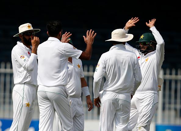 Pakistan v West Indies - 3rd Test: Day Three : News Photo