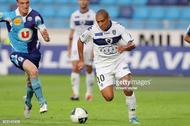Wahbi KHAZRI Le Havre / Bastia 4e journee de Ligue 2 Vincent Michel / Icon Sport
