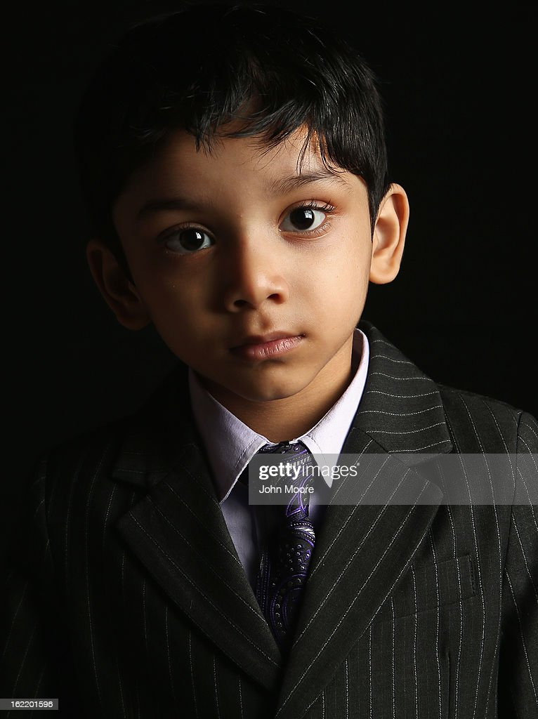 Wahid Rashid, 4, born in Bangladesh, waits to receive his citizenship certificate at the U.S. Citizenship and Immigration Services (USCIS), office on February 19, 2013 in New York City. His father, naturalized American citizen Hamidur Rashid, is a software engineer and their family lives in Manhattan, New York City. Almost 300 foreign-born children of naturalized Americans received citizenship certificates Tuesday at the USCIS center during the special event. Children of naturalized immigrants receive U.S. citizenship if they arrive to the United States as minors, but they must go through a process at USCIS to receive official citizenship documents proving they have become Americans.