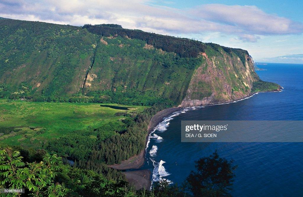 Waipio Valley and Hamakua Coast Island of Hawaii Hawaii United States of America