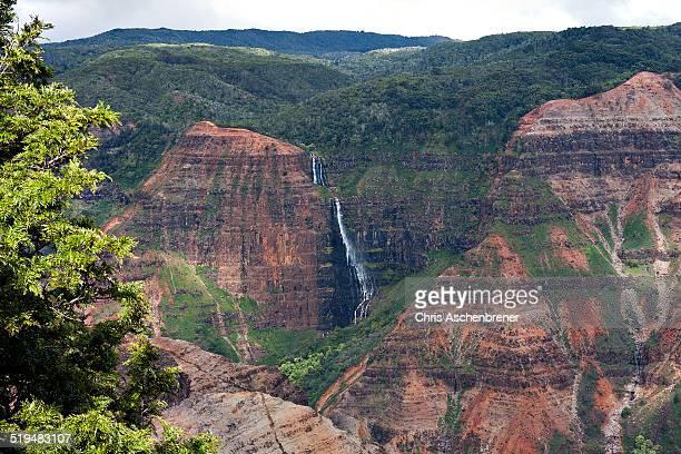Waipo o falls