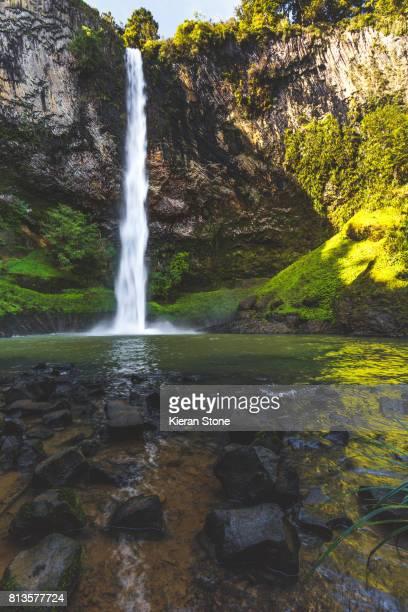 Wairēinga/Bridal Veil Falls, Raglan