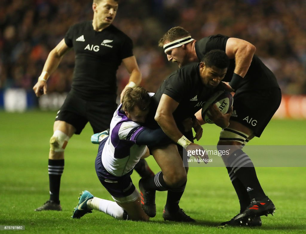 Scotland v New Zealand - International Match