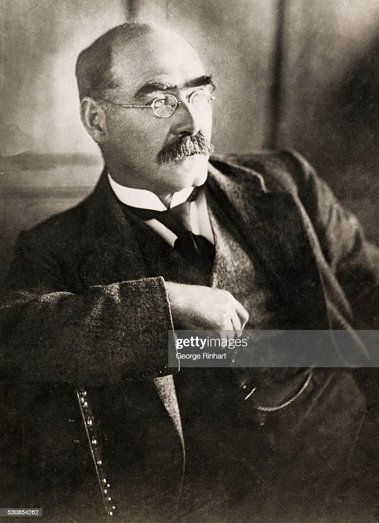 Waist up photo of <a gi-track='captionPersonalityLinkClicked' href=/galleries/search?phrase=Rudyard+Kipling&family=editorial&specificpeople=208789 ng-click='$event.stopPropagation()'>Rudyard Kipling</a> seated, undated.