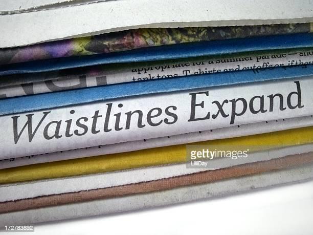 Waistlines Expand