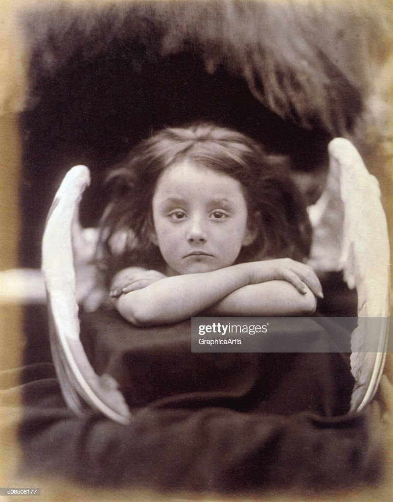 I Wait by Julia Margaret Cameron 1872