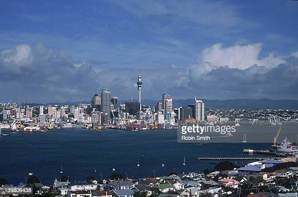 Waitemata Harbour, Auckland, New Zealand