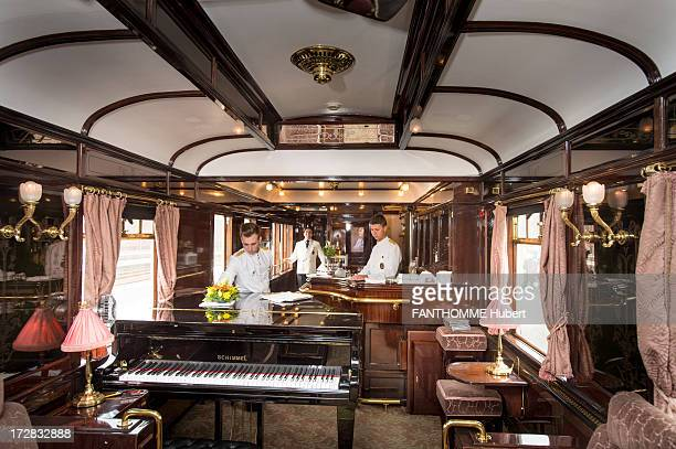Venice Simplon Orient Express Stock Photos And Pictures