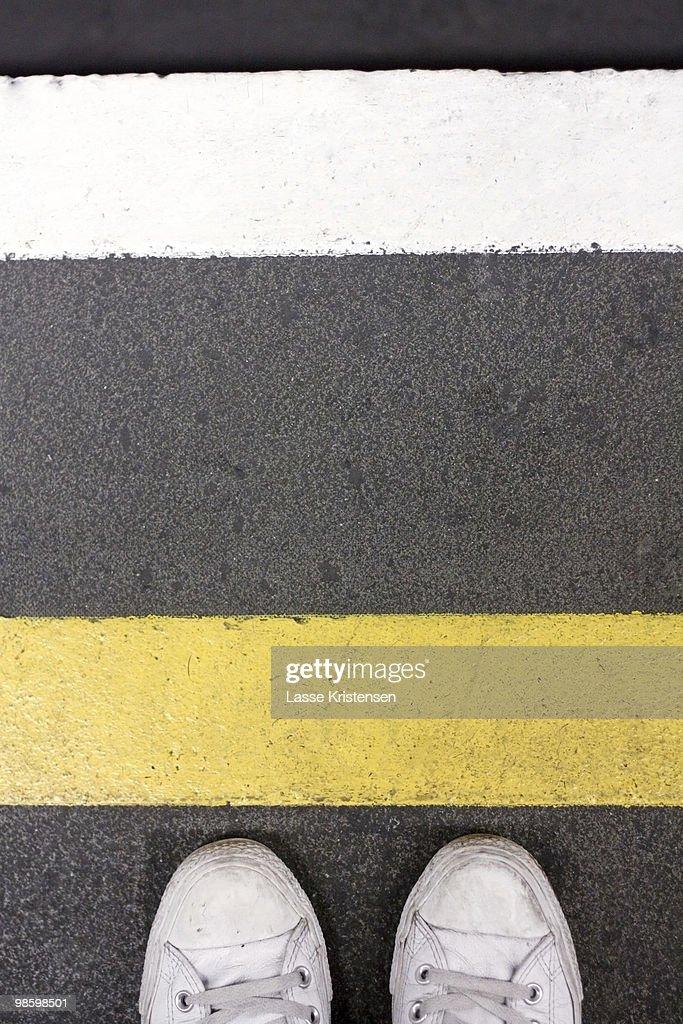 Waiting at the Tube