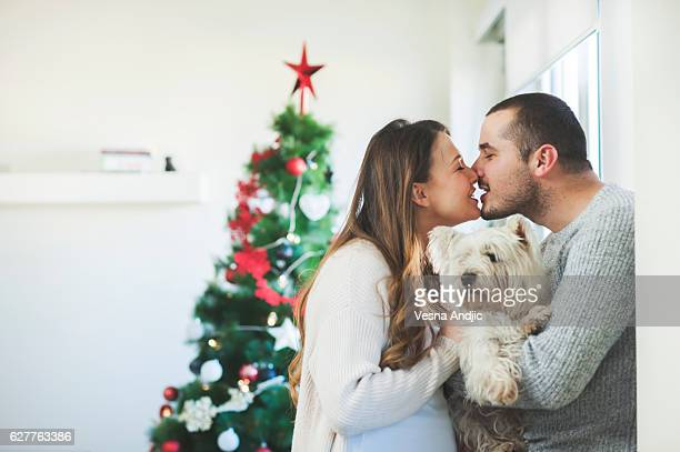 Waiting for Christmas and baby