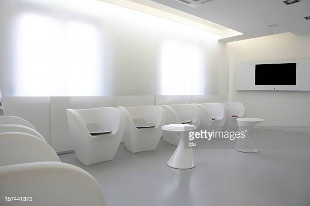 Waiting room lobby