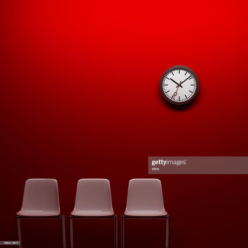 Waiting Room : Stock Photo