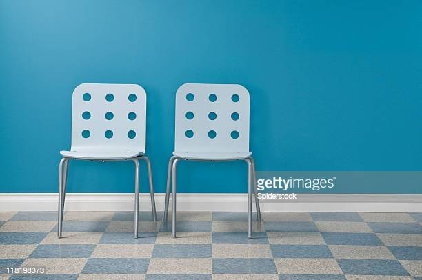 Waiting Room With Two Chairs