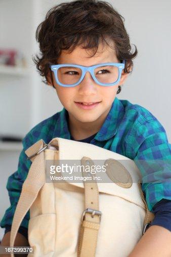 Waiting student : Stock Photo