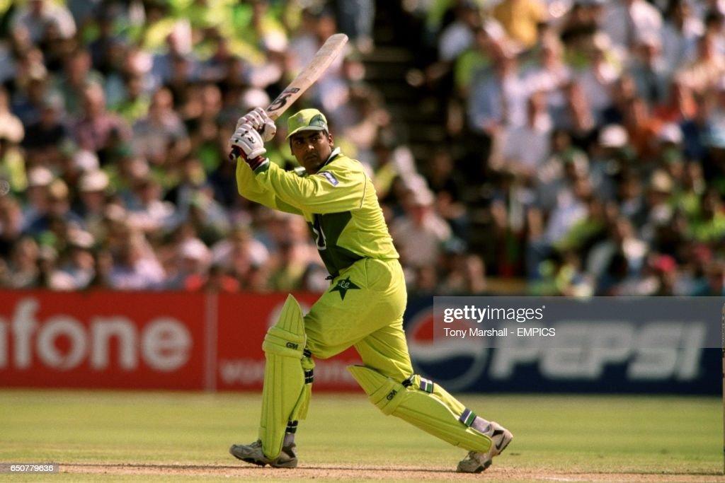 Cricket - ICC World Cup - Semi Final - Pakistan v New Zealand : News Photo