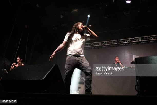 Waka Flocka Flame performs during Day Two of 2017 Billboard Hot 100 Festival at Northwell Health at Jones Beach Theater on August 20 2017 in Wantagh...