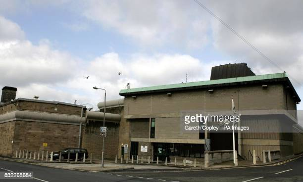 Wakefield prison where Soham killer Ian Huntley was found unconscious in his cell following a suspected overdose