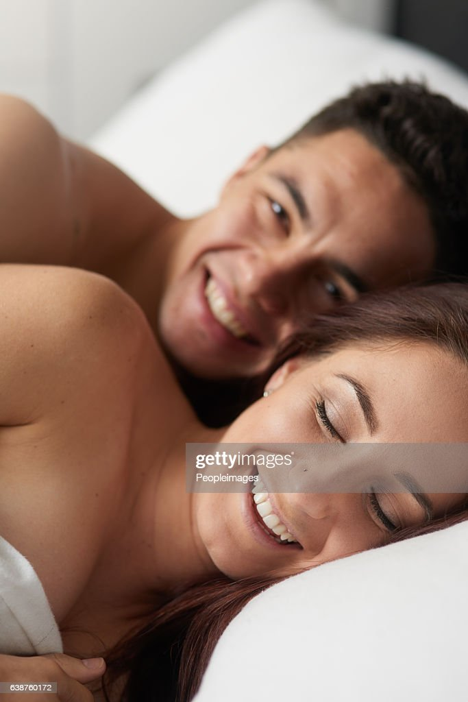 Tow people having sex in bed question interesting