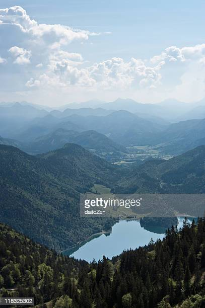 Walchensee in Germany