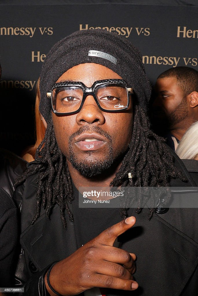 <a gi-track='captionPersonalityLinkClicked' href=/galleries/search?phrase=Wale+-+Rapper&family=editorial&specificpeople=8770277 ng-click='$event.stopPropagation()'>Wale</a> attends the Chinx Drugz Listening Session at Chung King Studios on November 19, 2013 in New York City.